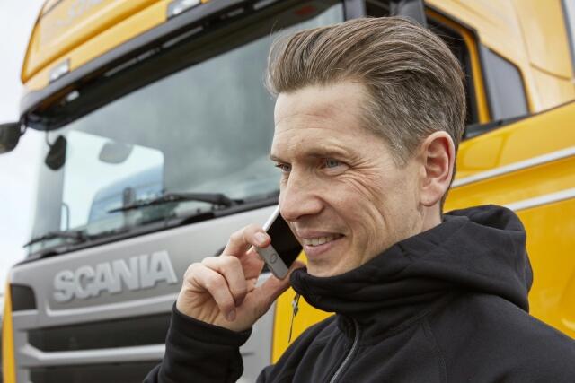 Cliente Scania